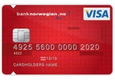 Bank Norwegian – Kredittkort