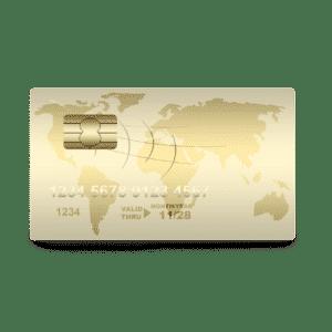 kredittkort som skaper minner