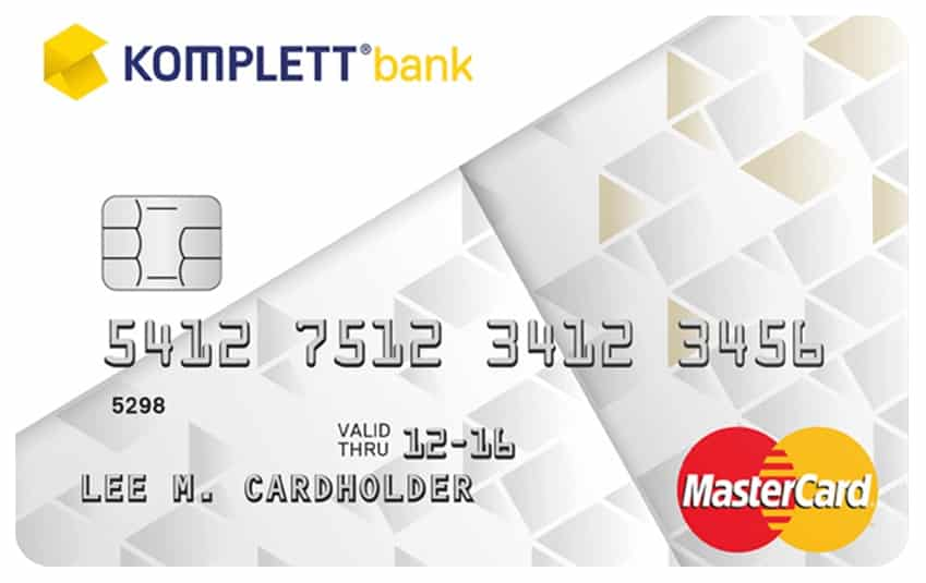 Lån op til 100.000 hos Komplett Bank