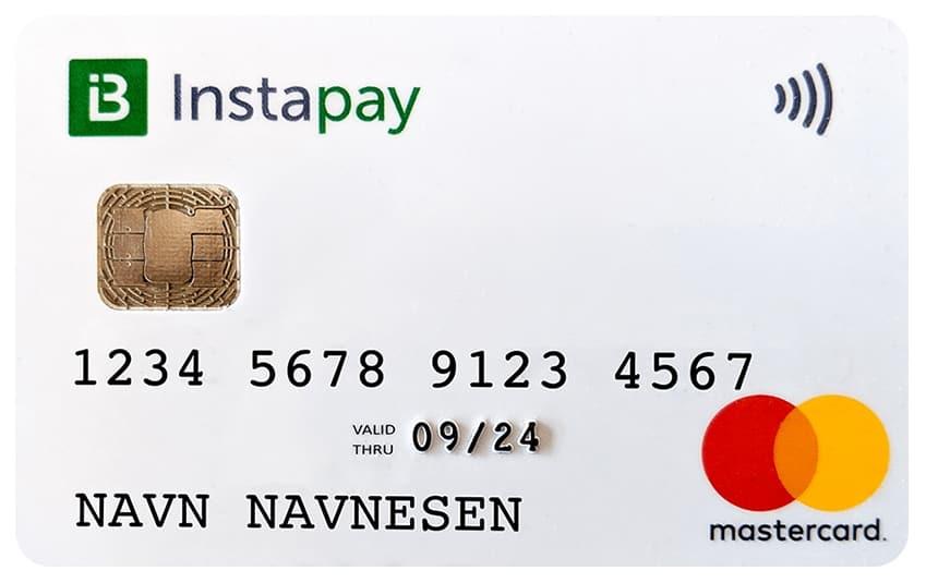 Lån op til 100.000 hos Instapay Mastercard