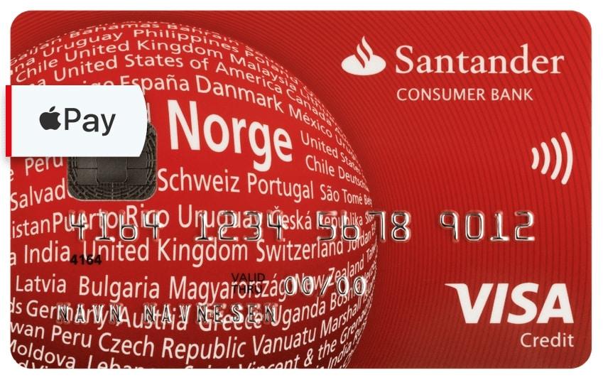 Lån op til 100.000 hos Santander Red
