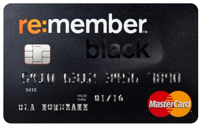 Lån op til  hos Re:member Black