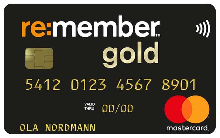 Lån op til  hos Re:member Gold